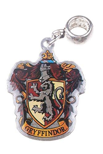 (Versilberter Harry Potter Gryffindor Wappen Anhnger)