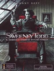 Sweeney Todd - Il Diabolico Barbiere Di Fleet Street (2007) DVD (Disco Singolo)
