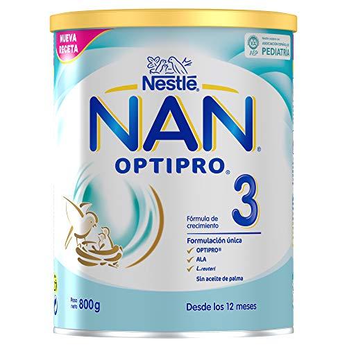 NAN OPTIPRO 3 - Preparado lácteo infantil - Fórmula