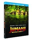 Jumanji : Bienvenue dans la jungle [Blu-ray 3D + Blu-ray + Digital...