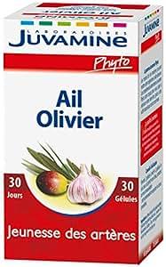 Juvamine Phyto Ail Olivier 30 Gélules