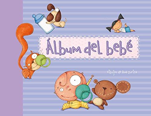 Album del bebé / Baby album por Ronda Magela