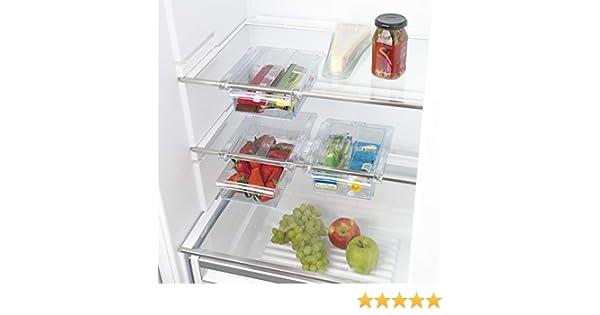 Kühlschrank Klemmschublade : Gourmetmaxx klemm schublade für kühlschrank er set transparent