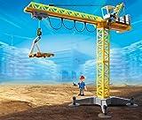 PLAYMOBIL 5466 - Großer Baukran mit IR-Fernsteuerung -