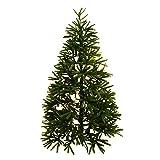 Set aus 2 x Künstlicher Christbaum mit PE und PVC Nadeln, 230cm - Künstlicher Weihnachtsbaum / Tannbenbaum - artplants