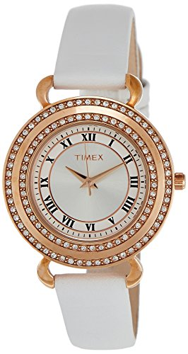 Timex Fashion Analog Multi-Color Dial Women's Watch - T2P230 image