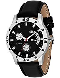 A R Sales Black Dial Analog Watch For Boys And Mens AR-207