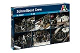 Italeri 5607 - Schnellboot  Crew Model Kit  Scala 1:35