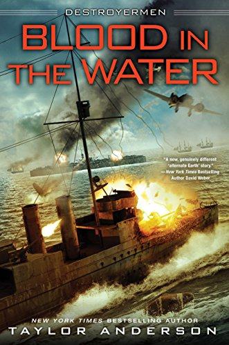 Blood in the Water (Destroyermen) por Taylor Anderson