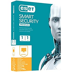 ESET Smart Security Premium – 1 Device, 1 Year (CD)