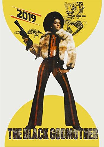 2019 Wall Calendar [12 pages 20x30cm] Blaxploitation Lady # Vintage Trash Movie Posters - Lady Movie Poster