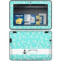 DecalGirl - Skin adhesivo para Kindle Fire HDX 8,9 (3ª generación - modelo de 2013), diseño Refuse to Sink