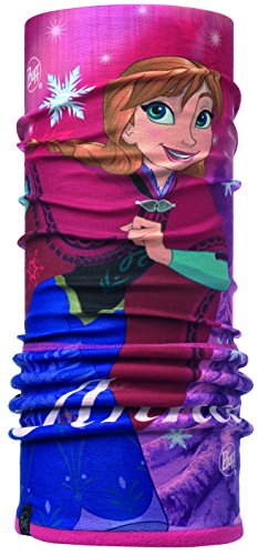 Buff Kinder Original Frozen Child Multifunktionstuch, Anna Mardi Grape, One Size