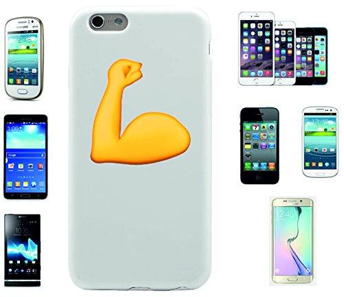 """Smartphone Case Apple IPhone 7 """"Angespannter Bizeps"""", der wohl schönste Smartphone Schutz aller Zeiten."""