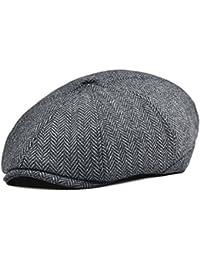 Amazon.es  gorros lana hombre - Boinas   Sombreros y gorras  Ropa e2519be5eea