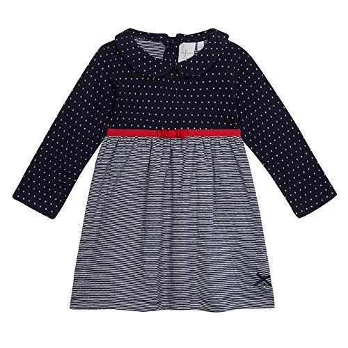 j-by-jasper-conran-kids-baby-girls-navy-striped-print-dress-0-3-months
