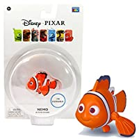 "Thinkway Toys Disney Pixar ""Finding Nemo"" Movie Series 2-1/2 Inch Long Poseable Action Figure - Clownfish NEMO by Thinkway Toys"