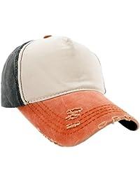 458567db83f Unisex Baumwolle Baseball Cap Star Sport Mütze Baseballkappe Snap back  Trucker MFAZ Morefaz Ltd