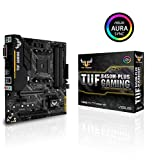 Asus TUF B450M-PLUS Gaming AMD B450 Zócalo AM4 Micro ATX