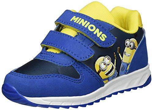 MINIONS Jungen De002640 Low-Top Blau (E.BLUE/NAVY/L.NAVY/Yellow 351)
