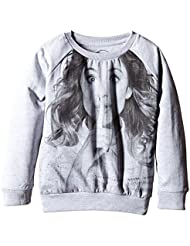 Eleven Paris Hush Jp - Sweat-shirt - Imprimé - Col rond - Manches longues - Fille