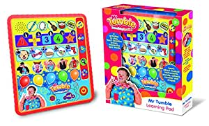 Mr Tumble SS01 Cbeebies Something Special Learning Pad