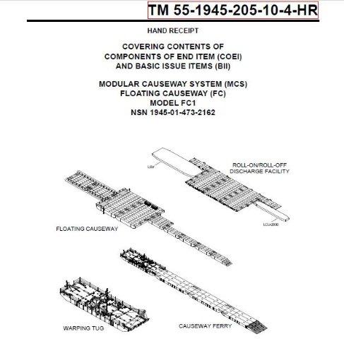 us-army-technical-manual-tm-55-1945-205-10-4-hr-modular-causeway-system-msc-floating-causeway-fc-mod