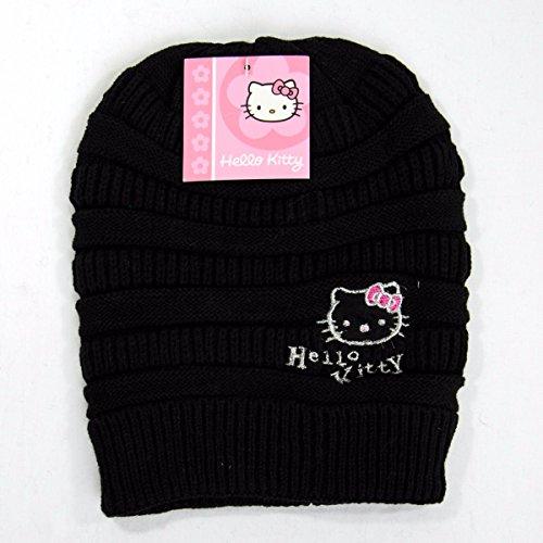 190e25f66c35 Hello Kitty - Echarpe - Bébé (fille) 0 à 24 mois noir noir Taille