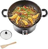 Best woks électriques - Triomph ETF1513 Multi Wok Electrique, 1200 W, 3.5 Review