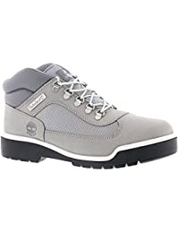 Timberland Men s Field Boot Waterproof Shoes Grey Tb0a1jfs 8.5 D(M) US 7fdbd9d3d2e