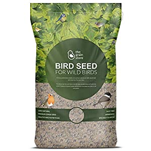 The Grain Store Wild Bird Food Premium Seed Mix for Tables & Feeders