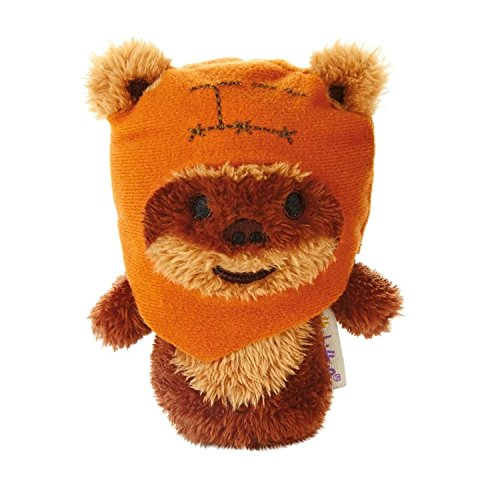 "Hallmark 25471285 ""Star Wars Ewok Itty Bitty"" Toy"
