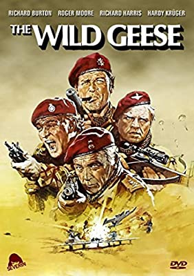 The Wild Geese by Richard Burton
