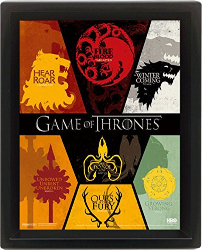 game-of-thrones-sigil-toile-encadree-3d-poster-dimensions-20-x-25-cm