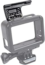 KITCHENNZ for GoPro Hero 6 5 Black Frame Backdoor Clip Lock Buckle Replacement Go Pro Sport Action Camera Accessories # F3138