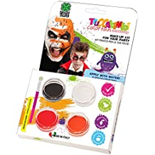 Carnival Toys Kit Prof Ad Acqua Vampiro C PE Matita Trucco Party 243 81d4273d27b2