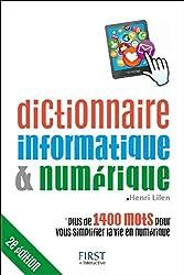 Dictionnaire informatique et numérique 2e édition