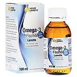 OMEGA-3 Fischöl Lamotte 100 ml Öl
