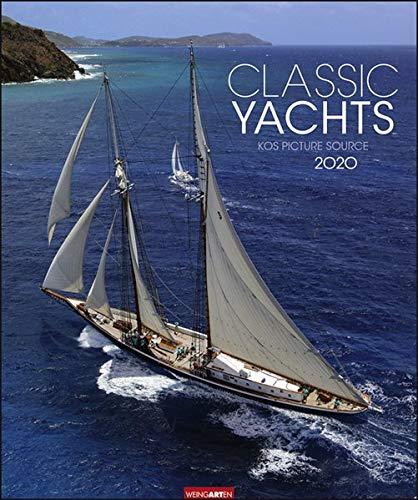 Classic Yachts Kalender 2020