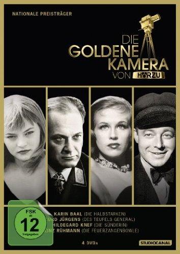 von Hörzu - Nationale Preisträger (4 DVDs)