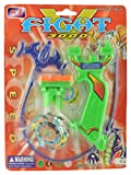 #7: Beyblade Set with Two Extra Blades