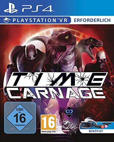 Time Carnage VR Standard [Playstation 4]