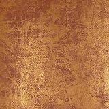 Vliestapete Tapete Bordeaux und Bronze glänzend auf Vinyl La Veneziana 2Marburg–53129