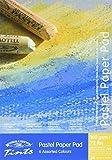 Winsor & Newton 6660763 Pastelltönungen Papier, 24 Blatt - 6 Farben, 160 g/m², DIN A4