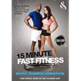 15 Minute Fast Fitness with Jenny Pacey and Wayne Gordon - Body Transformation