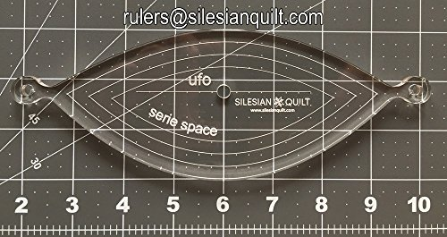 Multitemplate per quilting UFO