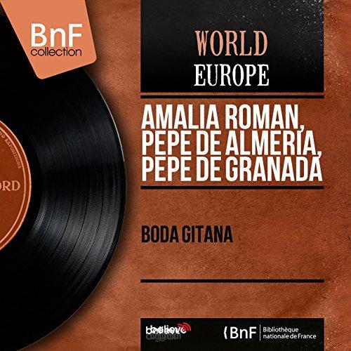 Boda gitana (Mono version) de Pépé de Almeria, Pépé de Granada ...
