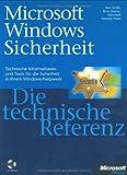 Microsoft Windows Sicherheit, m. CD-ROM