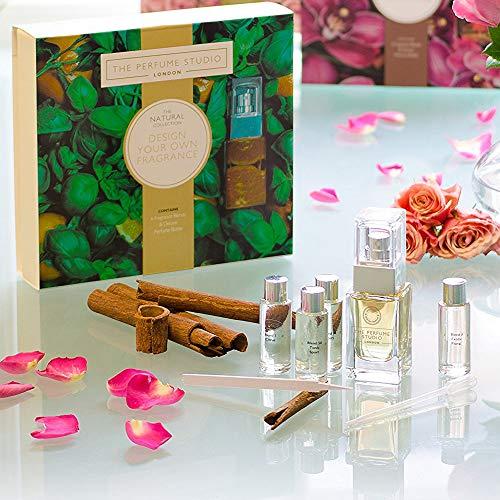 Mostromania - kit per profumi fai-da-te - crea il tuo profumo - kit completo per fragranze - regali per lei - cofanetto regalo - regalo di compleanno