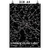 Mr. & Mrs. Panda Poster DIN A4 Stadt Limburg an der Lahn